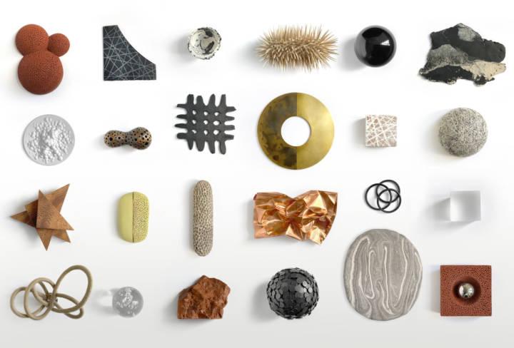 Culturesphere Trigger Objects, Symbioscene
