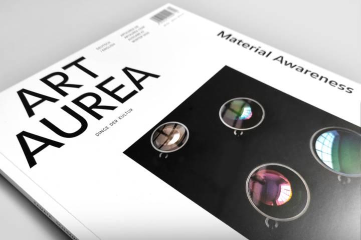 Art Aurea, Reinhold Ludwig, Art, Craft, Design, Material Awareness